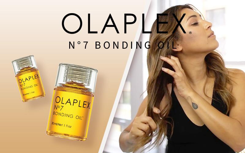 Mon avis sur l'huile réparatrice Olaplex N°7 Bonding Oil