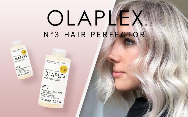 Mon avis sur le perfecteur de cheveux Olaplex N°3 Hair Perfector